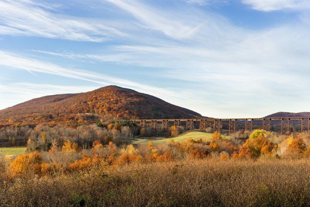 Salisbury Mills Trestle View