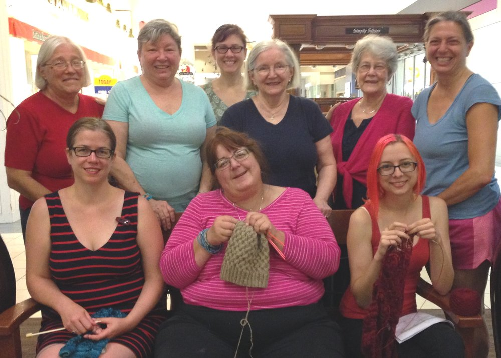 Photo credit: tuesday night knitter preeti