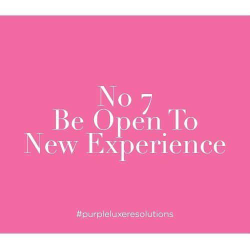 Happy New Year 2018!  No 7. Be open to new experiences  A study says that people who choose experiences are much happier than those who go for stuff like material things. This year, decide to see and do more.  _____________  www.purpleluxe.com  _____________  Stay in the known. Sign up to our newsletters: http://bit.ly/2lWUHFR  _____________  Love, peace and cufflinks  @purpleluxemontreal  #jewelry #jewellery #designerjewellery #jewelryaddict #currentlywearing #style #ontrend #accessories #accessory #jewelrygram #womensfashion #whattowear #instajewelry #jewelrydesign #musthave #mtl