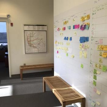 Kanban in the Morning