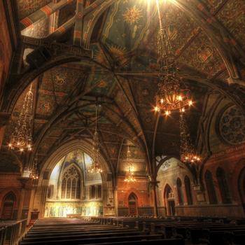 Cornell Historic Sage Chapel