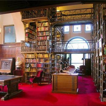 Cornell Historic Library