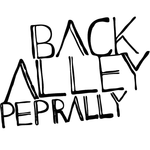 T&R Recordings Current Artist: Back Alley Pep Rally