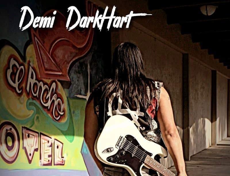 T&R Recordings Solo Artist: Demi Darkhart