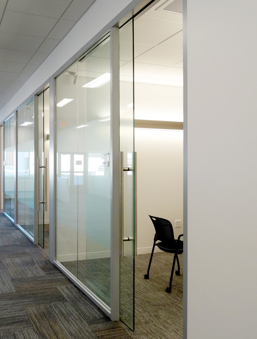 Litespace Frameless Glass Sliding Door Office Walls - Spaceworks AI.jpg