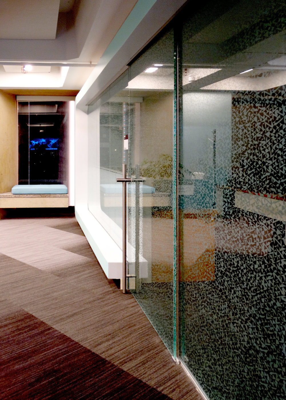 Illume Specialty Glass Frameless Sliding Door - Spaceworks AI.jpg