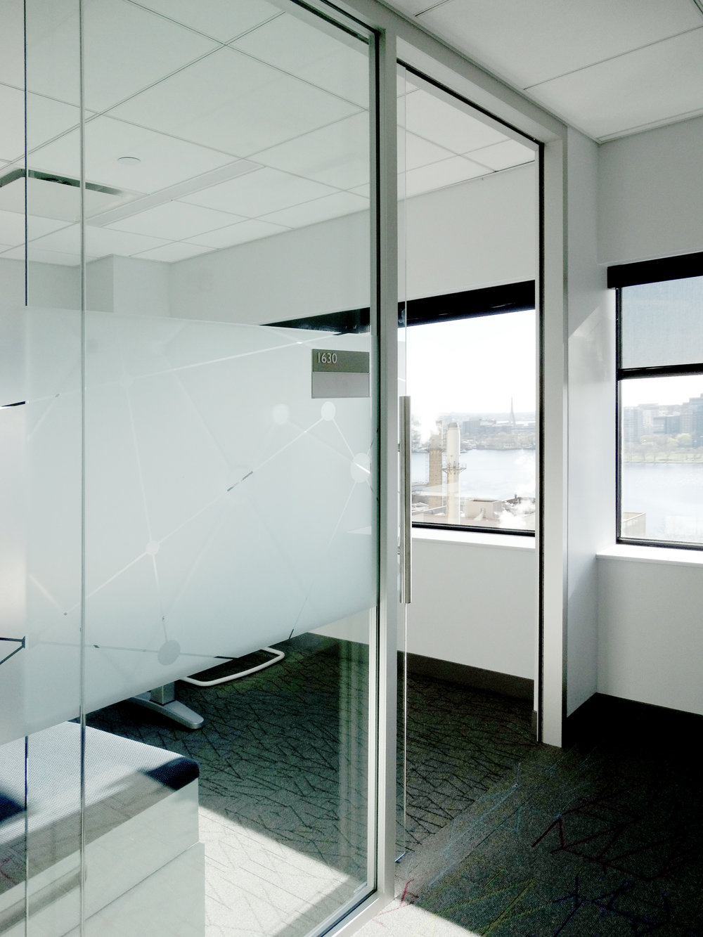 Litespace Demountable Aluminum Framed Wall Frameless Glass Sliding Door - Spaceworks AI.jpg