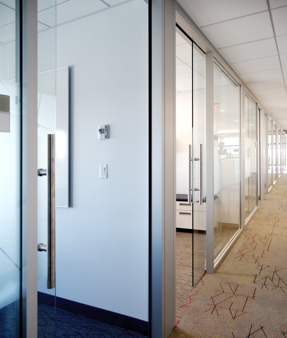 Litespace Frameless Glass Sliding Door Office Run - Spaceworks AI.jpg