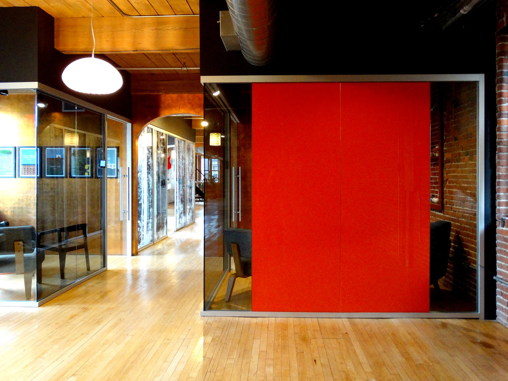Litespace Demountable System with Specialty Glass - Spaceworks AI.JPG