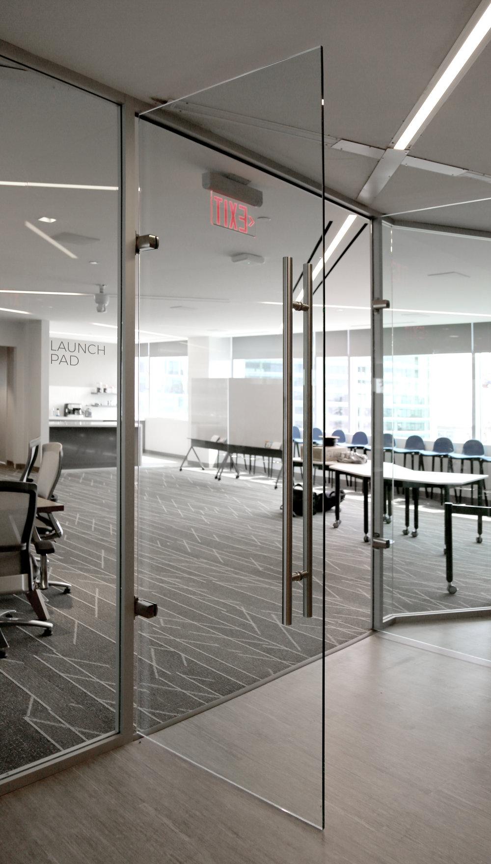 Litespace Aluminum Glass Entry Wall Glass Doors - Spaceworks AI.jpg