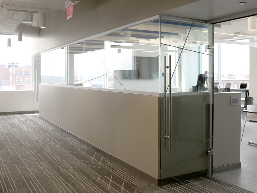 Litespace Half Height Aluminum Glass System - Spaceworks AI.jpg