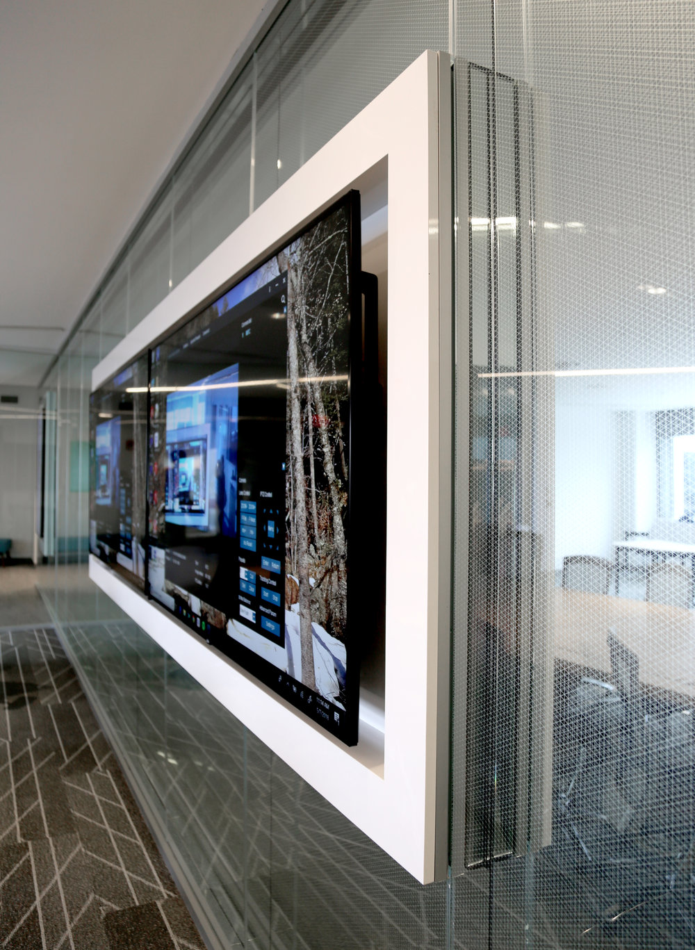 Litespace Specialty Glass Mirror Integrated Millwork - Spaceworks AI.jpg