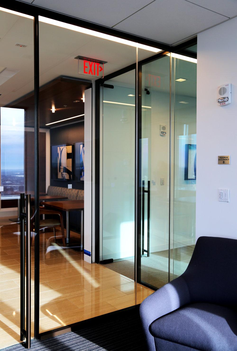 Modernus Frameless Glass Sliding Door Glass Wall Aluminum Framed - Spaceworks AI.jpg