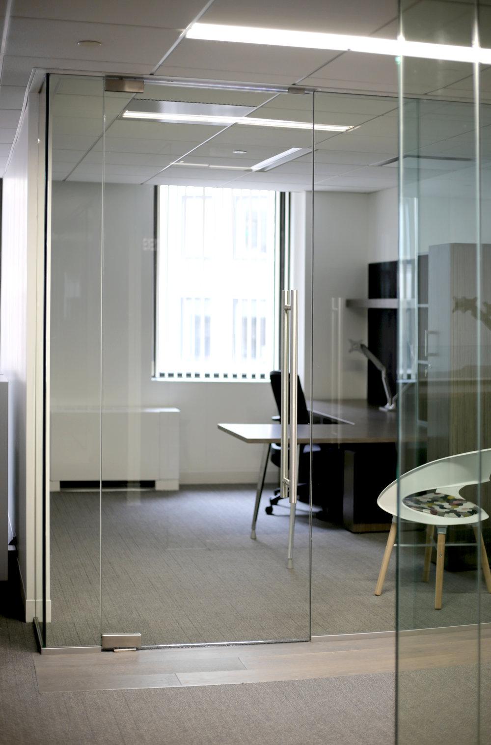 Illume Frameless Glass Office Door - Spaceworks AI.jpg
