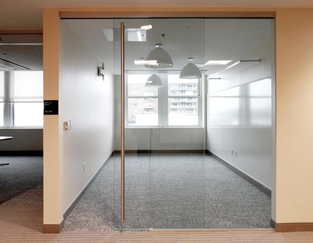 Illume Frameless Glass Office Frameless Glass Sliding Door - Spaceworks AI.jpg