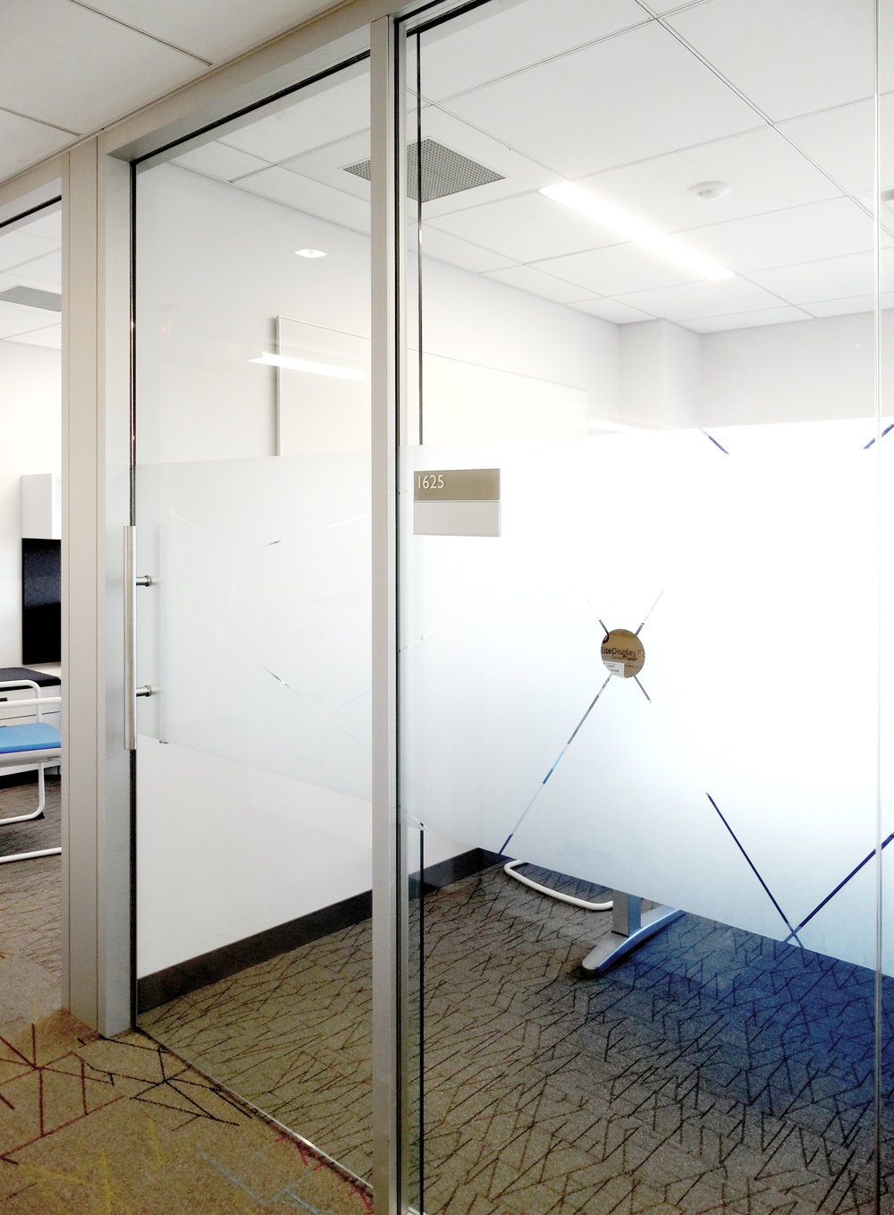 Litespace Custom Glass Biotech Wall Film - Spaceworks AI.jpg