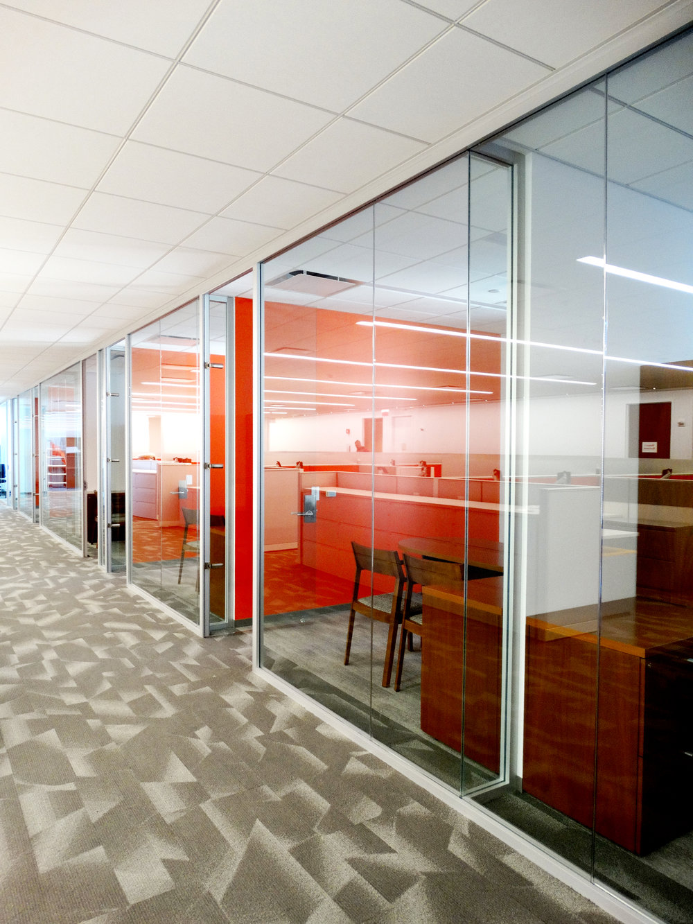 Litespace Full Glass Wall Office Run Glass Returns - Spaceworks AI.jpg