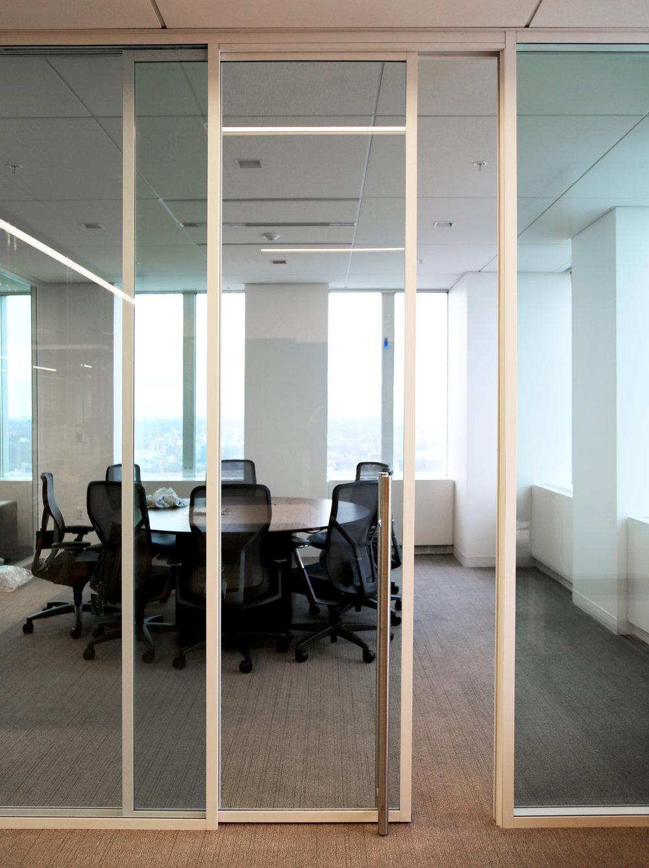 Modernus Aluminum Framed Sliding Door Dual Glazed System - Spaceworks AI.jpg