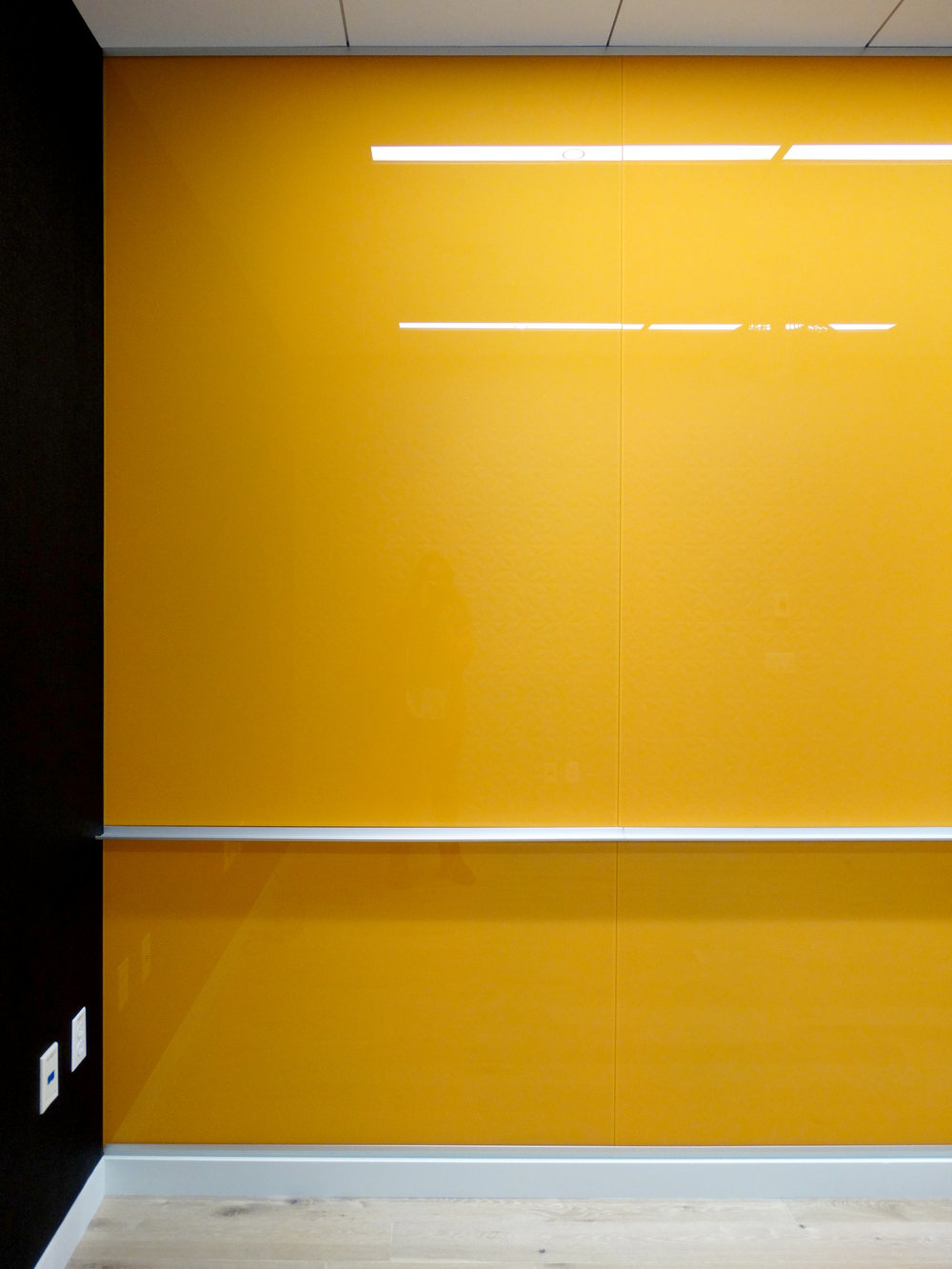Yellow Back Painted Full Height Wall Back Painted Glass Marker Board - Spaceworks AI.jpg
