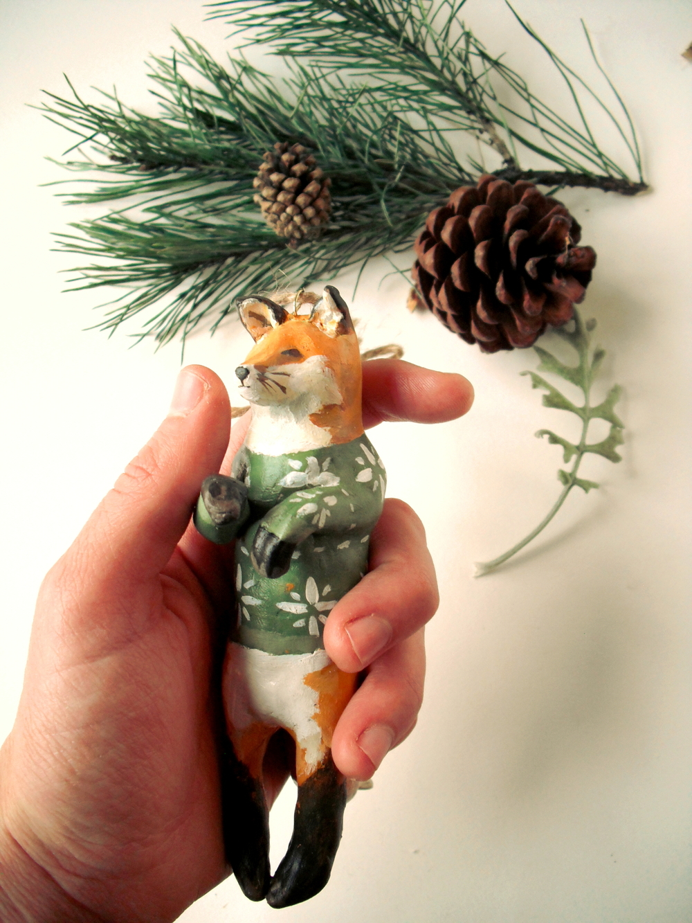 Fox Ornament 1.JPG