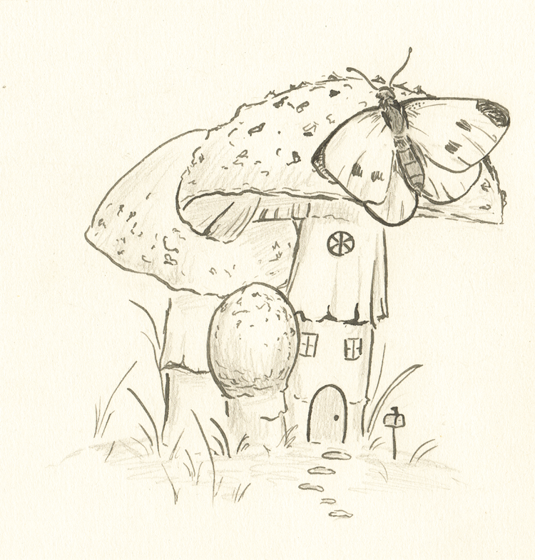 inktober-day5-mushroom-house.png