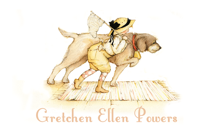 Gretchen Ellen Powers