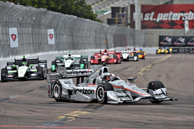 Indycar Opener at St. Petersburg