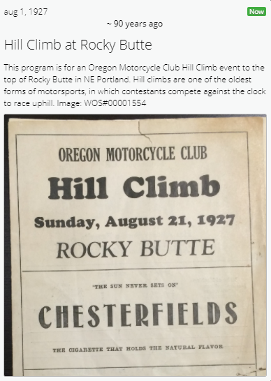 1927-01 Hill Climb at Rocky Butte.PNG