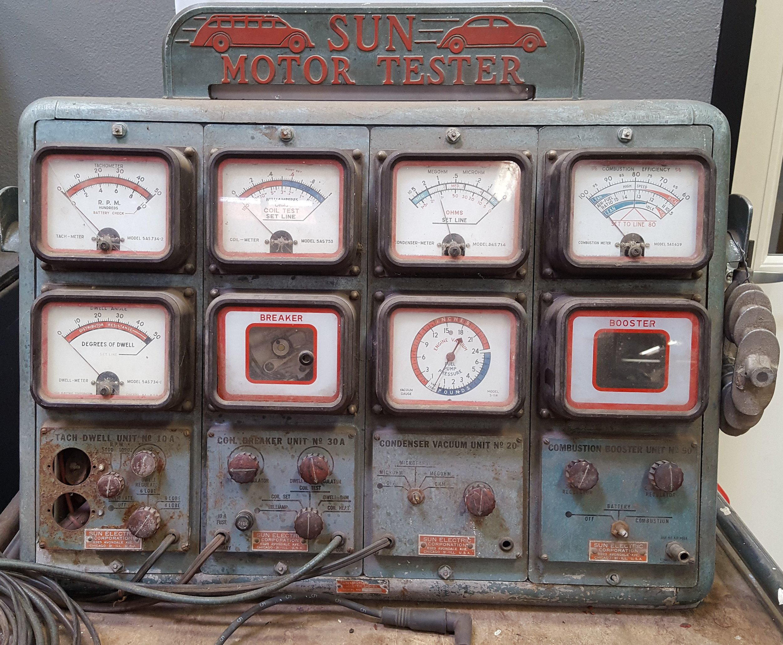 Do You Know What These Car Instruments Do?