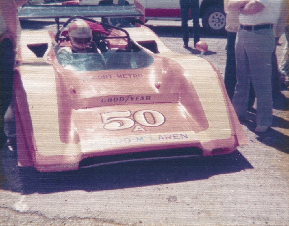 Photo of 50A McLaren with side panel WOS#4230