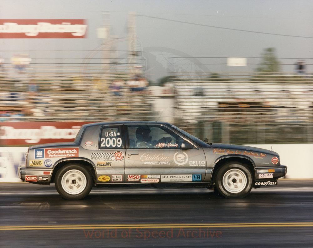 B5-S3-G1-F27-001 - Mike Sonin, Cadillac Motorsports