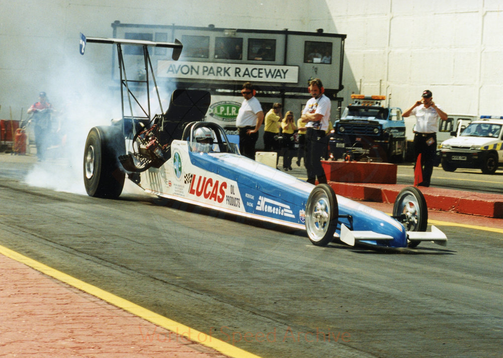 B6-S1-G1-F15-001 - Avon Park Racing, Lucas Oil Products