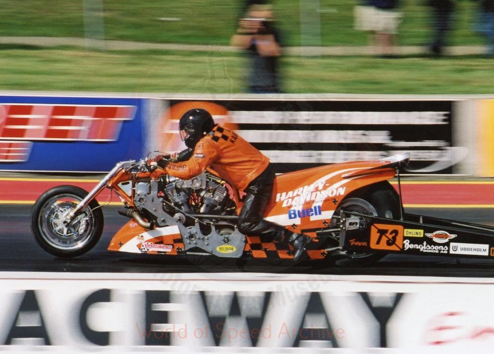 B6-S5-G1-F1-001 - Harley Davidison, Buell