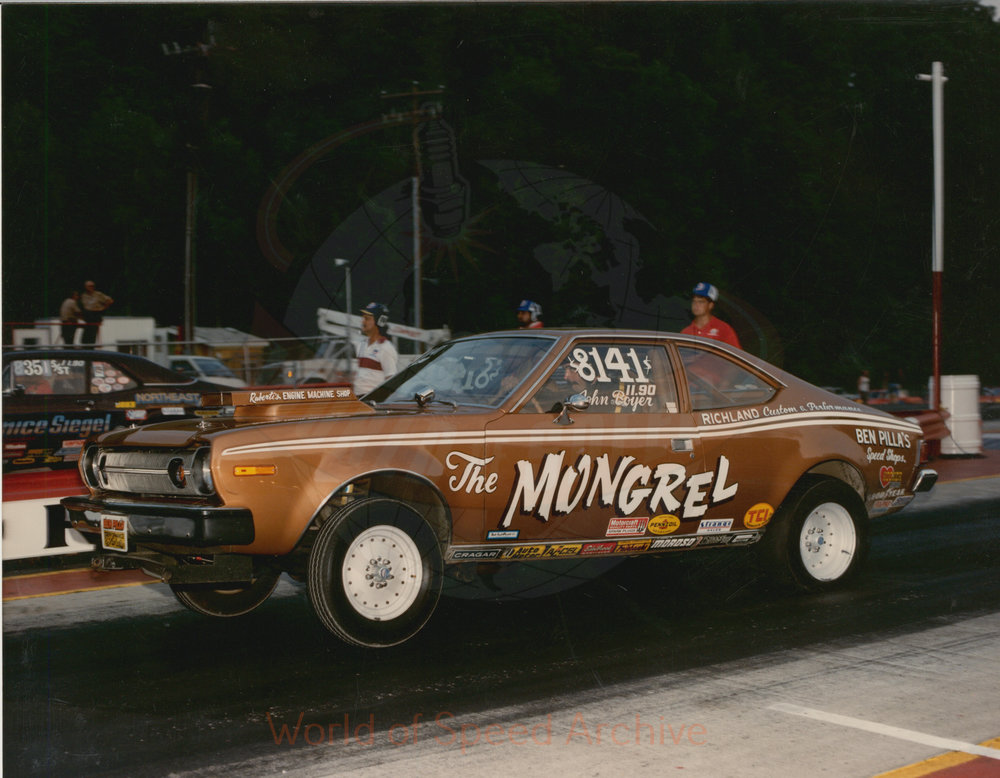 B8-S3-G1-F38-002 - The Mungrel, John Boyer, Richland Custom & Performance
