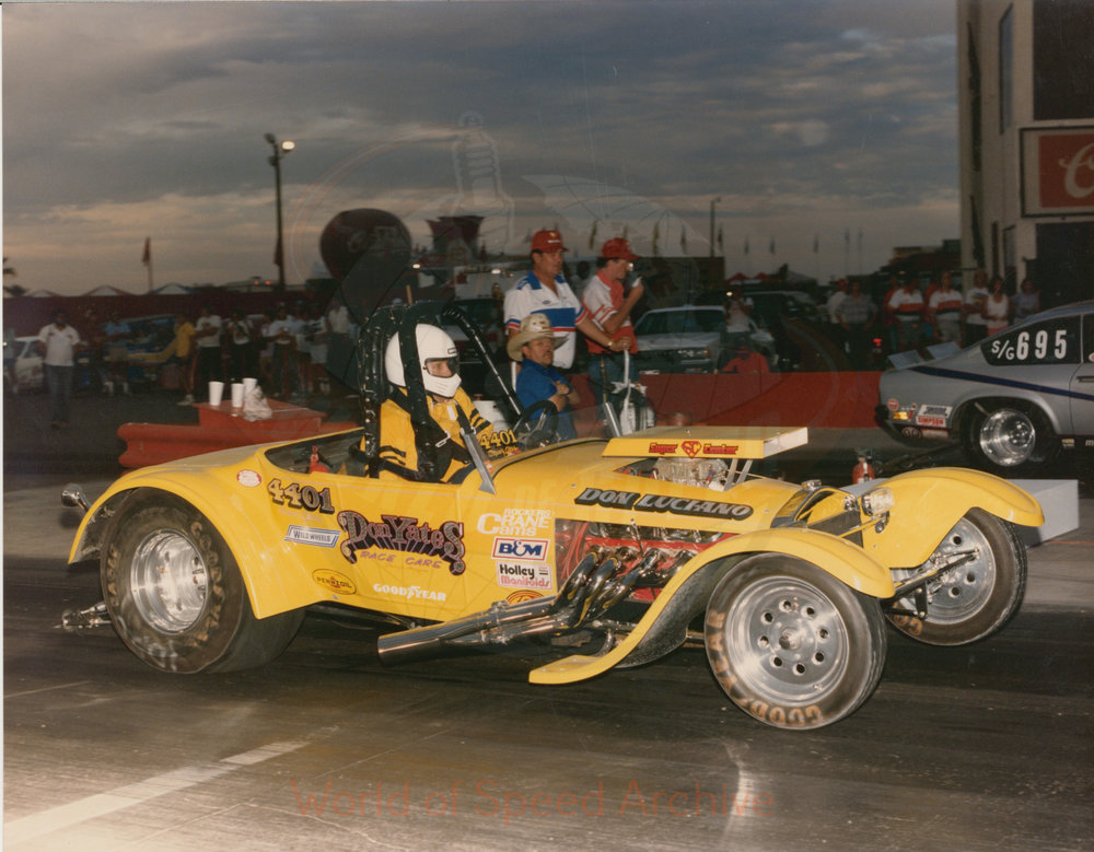 B8-S3-G1-F38-006 - Don Yates Race Cars, Don Luciano