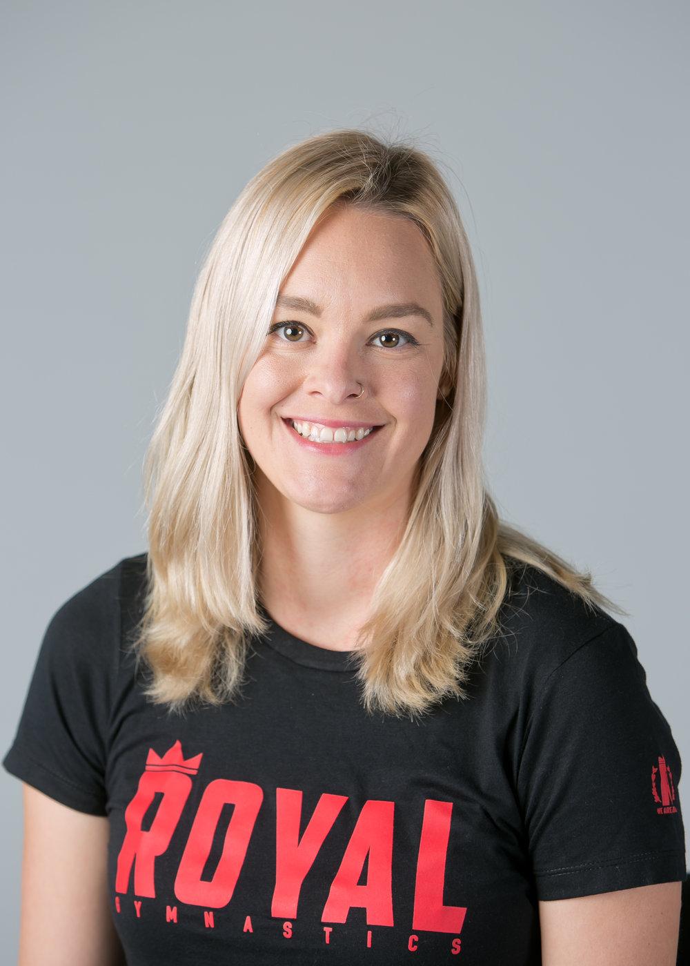 Coach Jessica Optional Team Coach