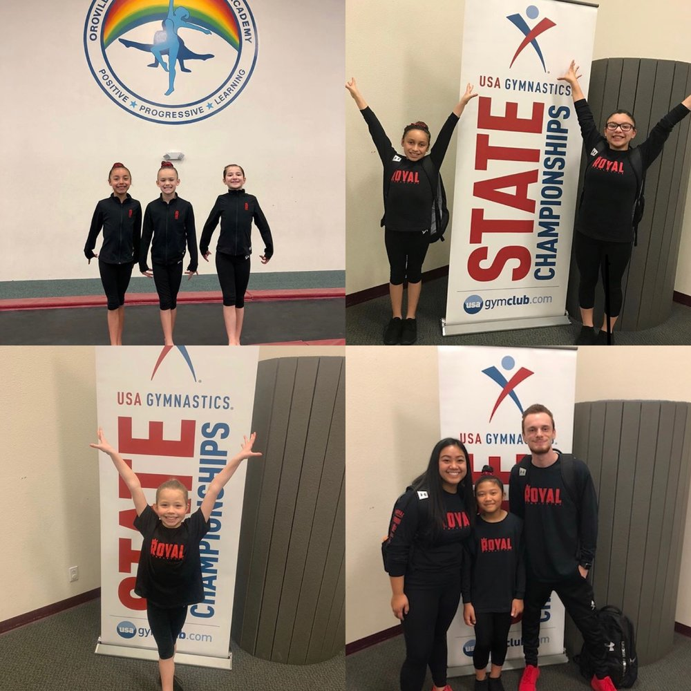 Xcel Bronze State Championships 2019 - Oroville, Ca. 3/23/2019 - 3/24/2019