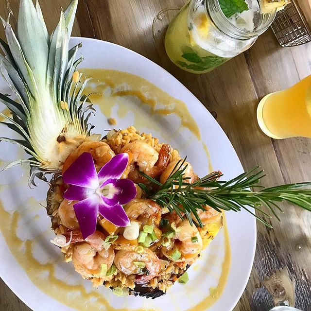 """Summer time is always the best of what might be"" 🌴#echotapandgrille#summernights#seafoodcity#beersandburgers #steakandlobster#clarknj #mountainsidenj #fitfirlife#yoga #nyrestaurant njrestaurants#stirfriedrice#shrimpfriedrice#pineapplemojito#thursdaymotivation#repost @sjimenez008"