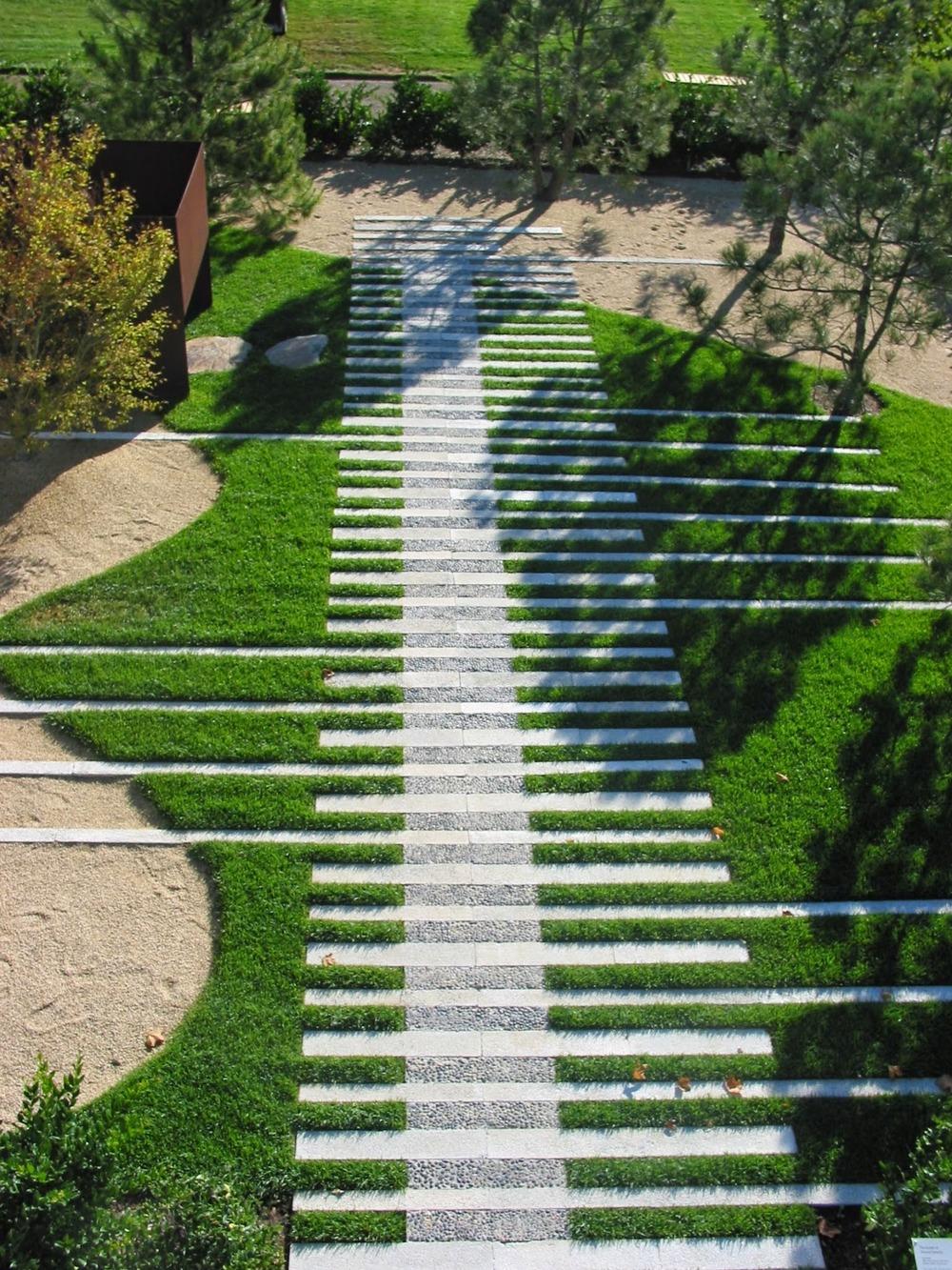Serenity Garden by Yoji Sasaki