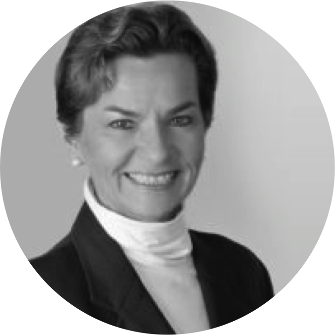 Christiana Figueres - Former Executive Secretary // UNITED NATIONS FRAMEWORK CONVENTION ON CLIMATE CHANGE