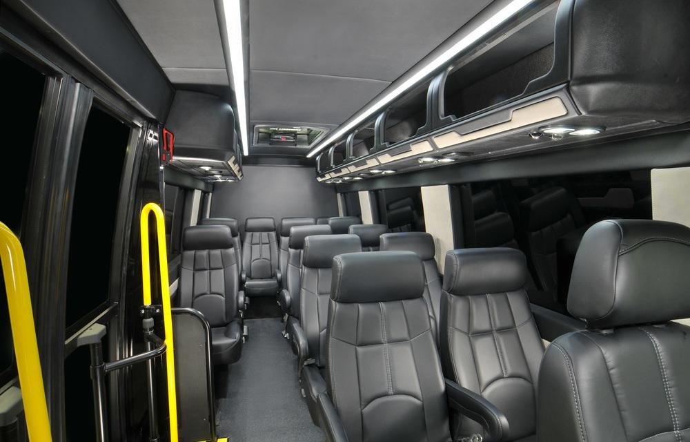 Dual Door Interior.jpg & Dual Portal Door Sprinter Shuttle \u2014 McSweeney Designs