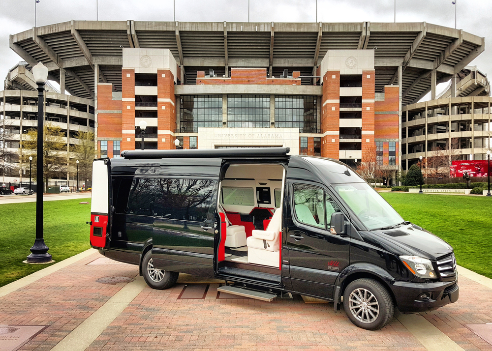 MD Exec Lounge Nick Saban Signature Series Ultimate Tailgater
