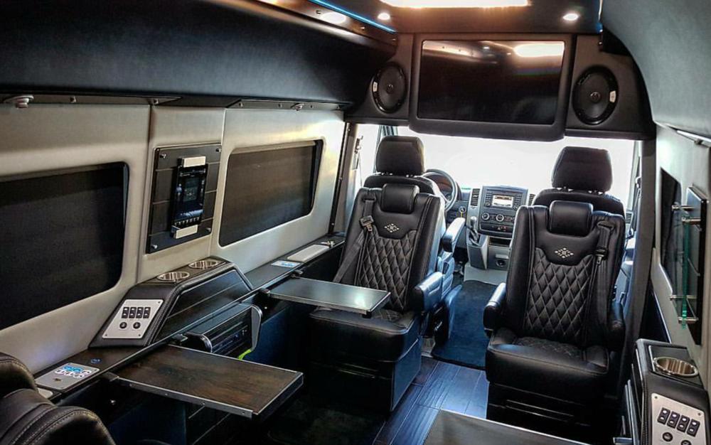 Exec Lounge Platinum Floor Plan B with Open Cockpit Design Option