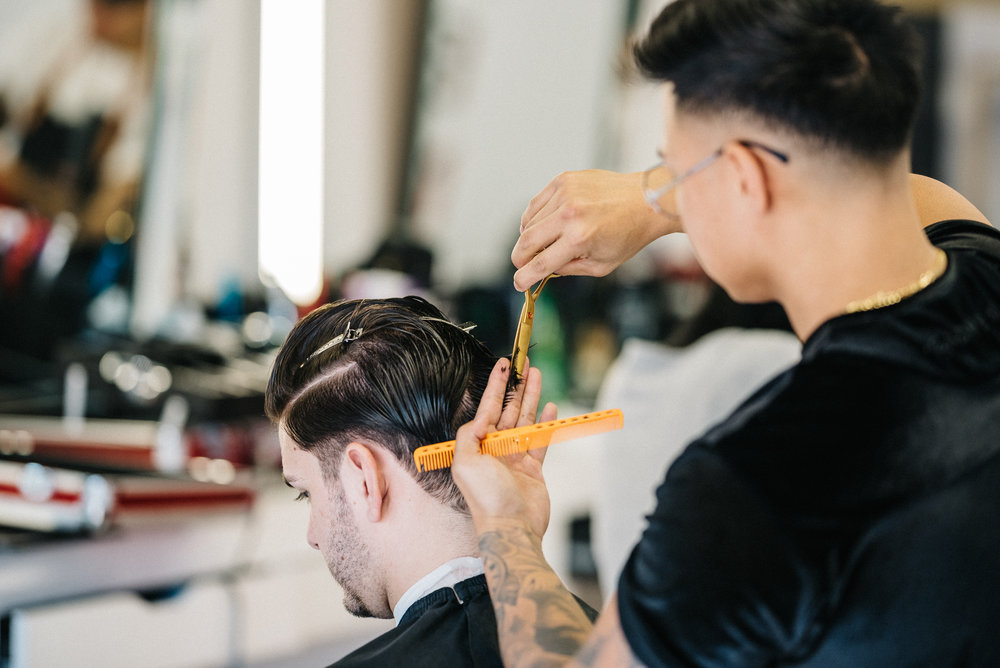 Book Your Appointment Cadmen Barbershop Creating Memorable