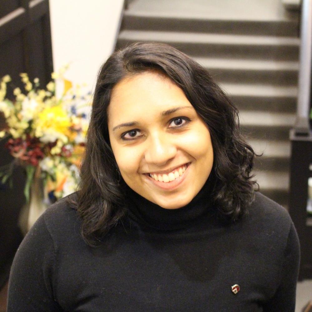 Anita Jain<br />Industrial Engineering