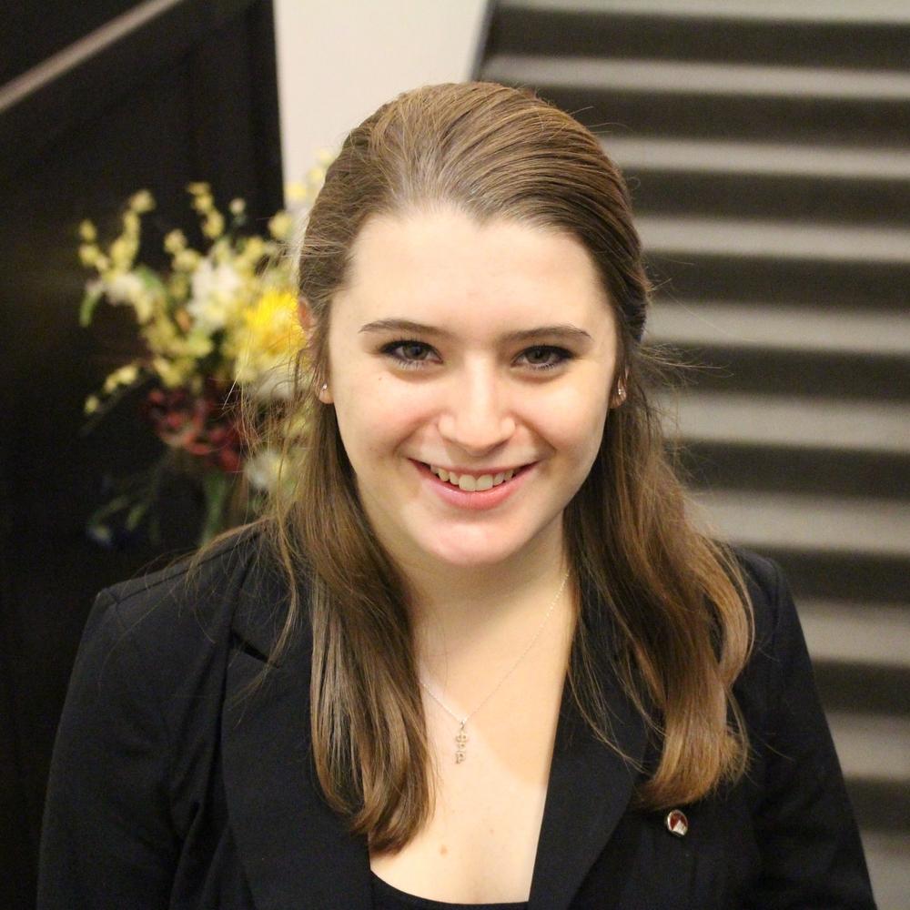 Kelsey Dolan<br />Mechanical Engineering