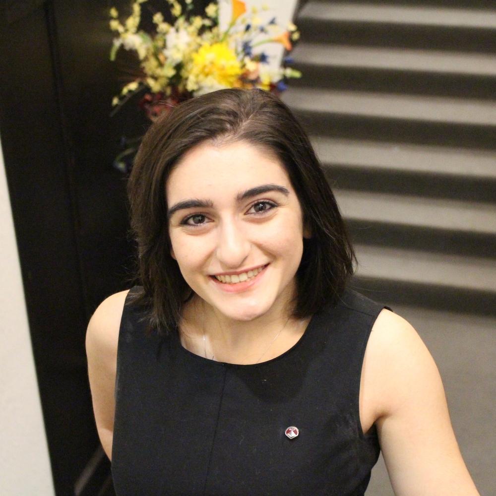 Sonia Zohrabian<br />Mechanical Engineering