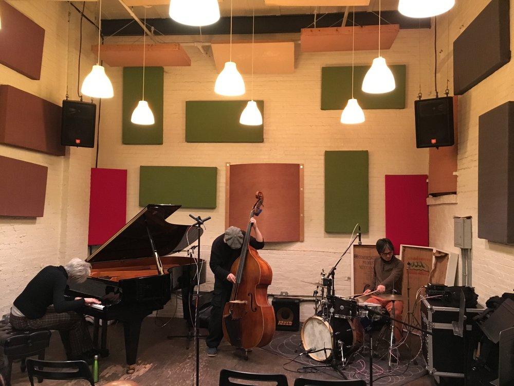 Eva Novoa live with Masa Kamaguchi and Satoshi Takeishi 2018