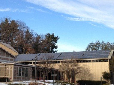 Want solar on your facility? Our Solar for Synagogues program can help answer your questions.