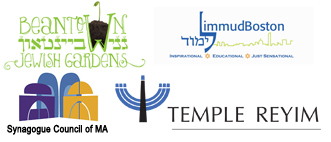 Partners for this conference are the    Synagogue Council of MA   ,   Beantown Jewish Gardens ,   LimmudBoston    ,    and    Temple Reyim    .    It is also supported in part by a grant from the    New England Grassroots Environment     Fun    d   .